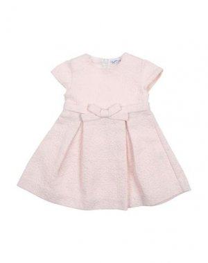 Платье I GIANBURRASCA. Цвет: розовый
