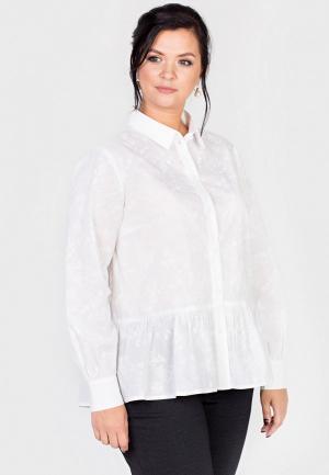 Блуза Filigrana. Цвет: белый
