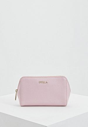 Косметичка Furla ELECTRA. Цвет: розовый