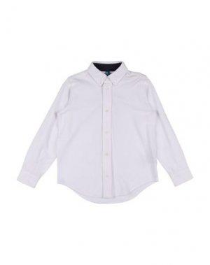 Pубашка ADD. Цвет: белый