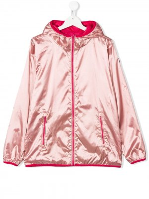 Куртка с капюшоном Ciesse Piumini Junior. Цвет: розовый