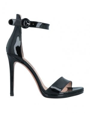 Сандалии ALBANO. Цвет: черный
