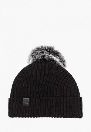 Шапка Buff Knitted Hat Kesha. Цвет: черный
