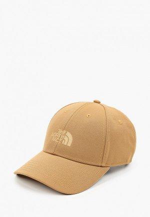 Бейсболка The North Face RCYD 66 CLASSIC HAT. Цвет: бежевый