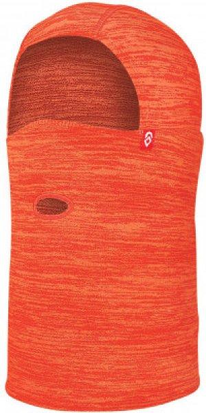 Балаклава Combo Airhole. Цвет: оранжевый