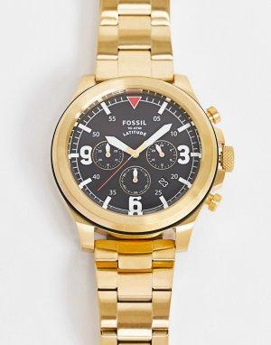 Мужские часы-браслет FS5752 -Золотистый Fossil