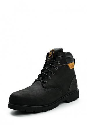 Ботинки Timberland LEAVITT. Цвет: черный