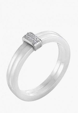 Кольцо Серебро России. Цвет: серебряный