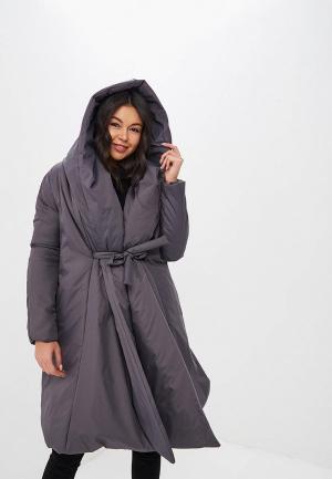 Куртка утепленная Dich. Цвет: серый