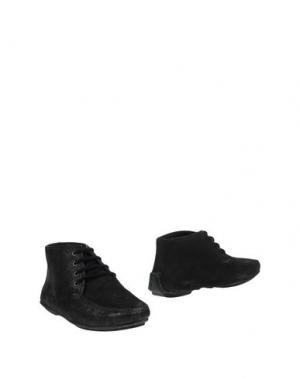 Полусапоги и высокие ботинки ARFANGO. Цвет: черный