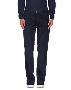 Джинсовые брюки JAPAN RAGS. Цвет: темно-синий