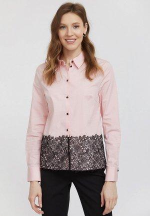 Рубашка Charuel. Цвет: розовый