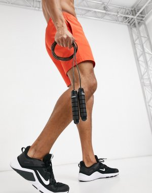 Черная скакалка -Черный ASOS 4505