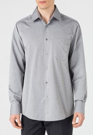 Рубашка btc. Цвет: серый