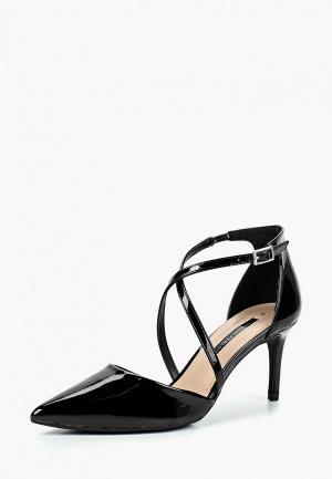 Туфли Dorothy Perkins. Цвет: черный