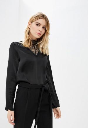 Блуза Armani Exchange. Цвет: черный