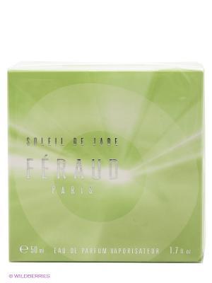 Парфюмированная вода, 50 мл FERAUD. Цвет: зеленый