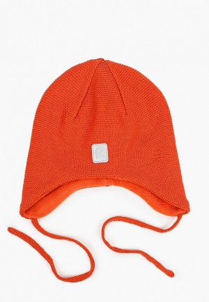 Шапка Reima Hopea. Цвет: оранжевый