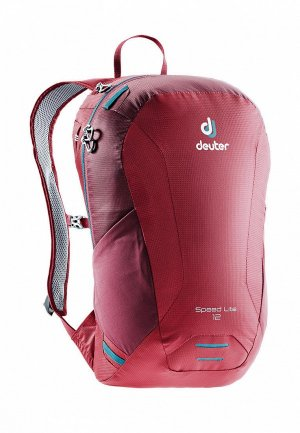 Рюкзак Deuter Speed Lite 12 Cranberry/Maron. Цвет: красный