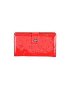 Бумажник CHRISTIAN LACROIX. Цвет: красный