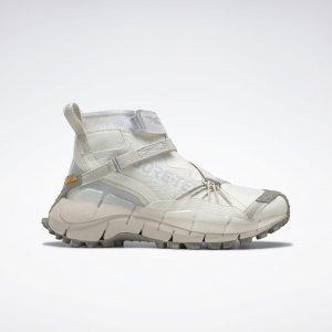 Ботинки Zig Kinetica II Edge GORE-TEX Reebok. Цвет: chalk / pure grey 2 / ftwr white