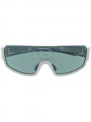 Солнцезащитные очки Rue St. Gulliaume Karl Lagerfeld. Цвет: белый