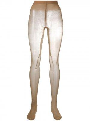 Individual 10 tights Wolford. Цвет: нейтральные цвета