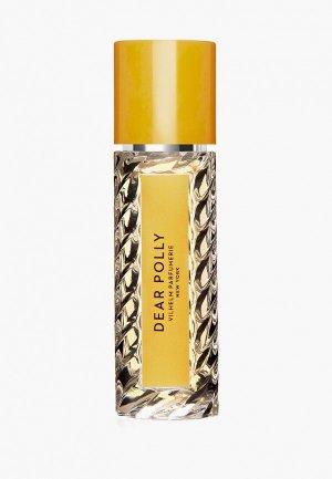 Парфюмерная вода Vilhelm Parfumerie New York DEAR POLLY EDP, 20 мл. Цвет: прозрачный