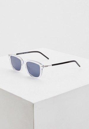 Очки солнцезащитные Christian Dior Homme TECHNICITY1F 900. Цвет: прозрачный