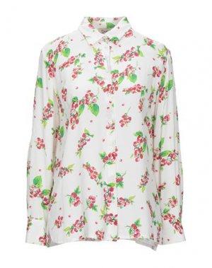 Pубашка DIXIE. Цвет: белый
