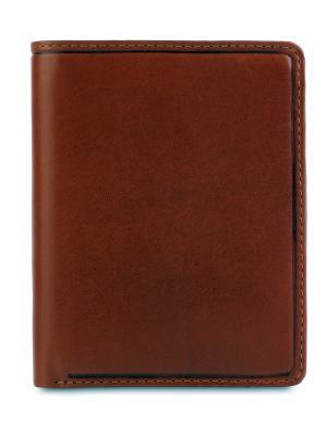 Бумажник Ferrero Visconti. Цвет: рыжий