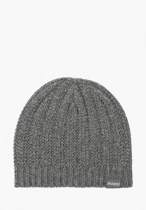 Шапка Bergans of Norway Aks Beanie. Цвет: серый