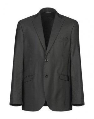 Пиджак ALESSANDRO GILLES. Цвет: черный