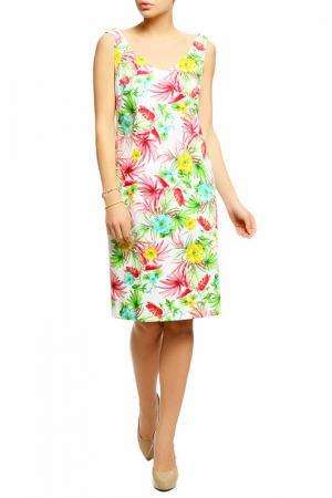 Платье Lissa. Цвет: белый