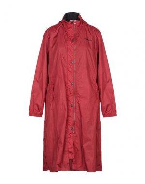 Легкое пальто HAIKURE. Цвет: красный