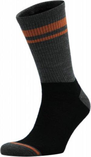 Носки мужские , 1 пара, размер 35-38 Outventure. Цвет: черный