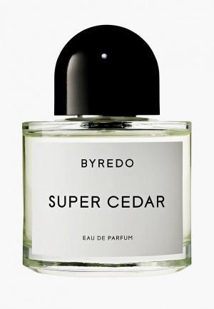 Парфюмерная вода Byredo Super Cedar 100 мл. Цвет: прозрачный