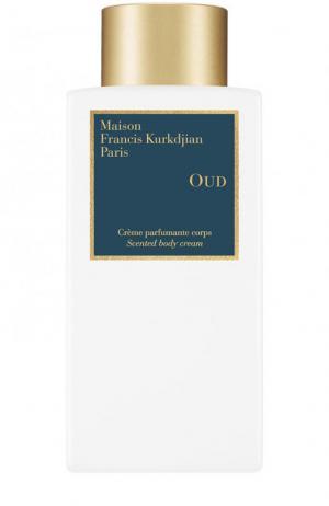 Крем для тела Oud Maison Francis Kurkdjian. Цвет: бесцветный