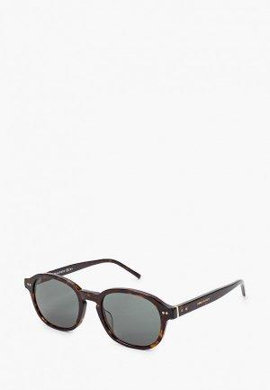 Очки солнцезащитные Tommy Hilfiger TH 1850/G/S 086. Цвет: коричневый