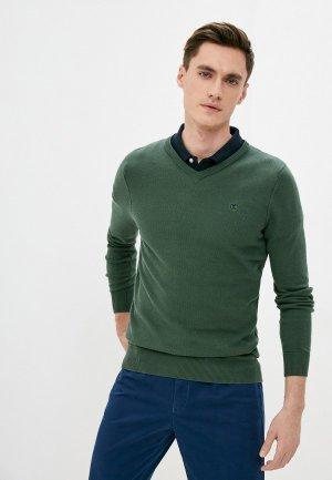 Пуловер Centauro. Цвет: синий