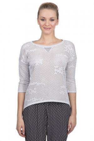Пуловер Betty Barclay. Цвет: серый