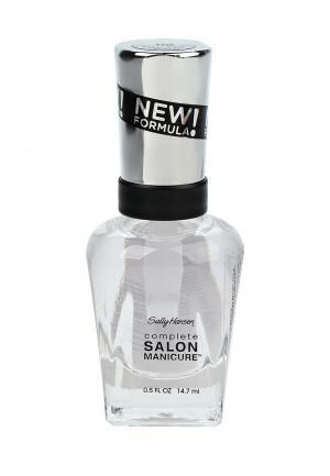 Лак для ногтей Sally Hansen Salon Manicure Keratin тон clear`d takeof 110 14,7 мл. Цвет: прозрачный