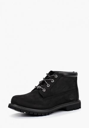 Ботинки Timberland Nellie Chukka. Цвет: черный