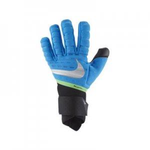 Футбольные перчатки Phantom Elite Goalkeeper - Синий Nike
