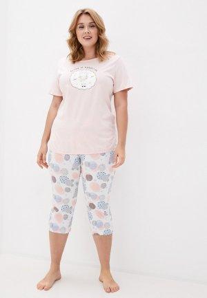 Пижама Mark Formelle. Цвет: розовый