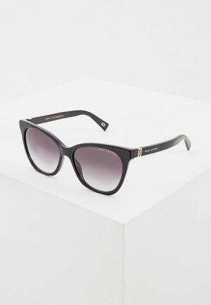 Очки солнцезащитные Marc Jacobs 336/S 807. Цвет: черный