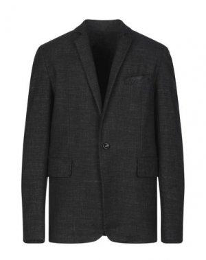 Пиджак 10SEI0OTTO. Цвет: черный