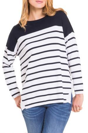 Sweater BIG STAR. Цвет: white, black