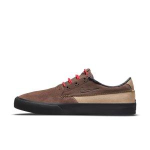 Кроссовки для скейтбординга SB Shane Premium - Коричневый Nike
