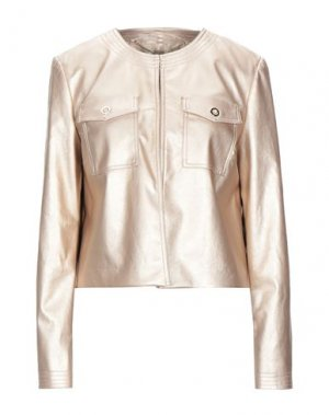 Куртка CLIPS MORE. Цвет: платиновый